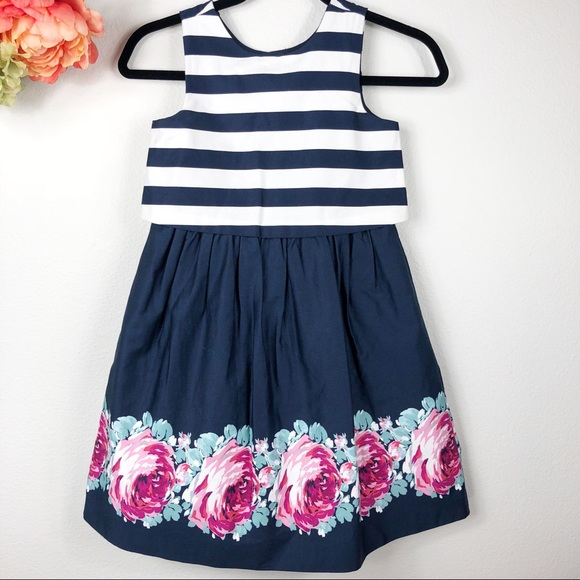 Clothing, Shoes & Accessories Nwt 2t Janie And Jack Pink Rose Dress